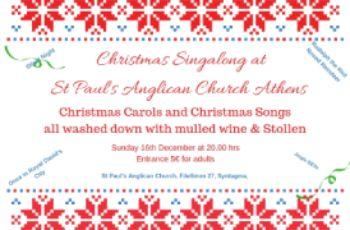 Christmas singalong News