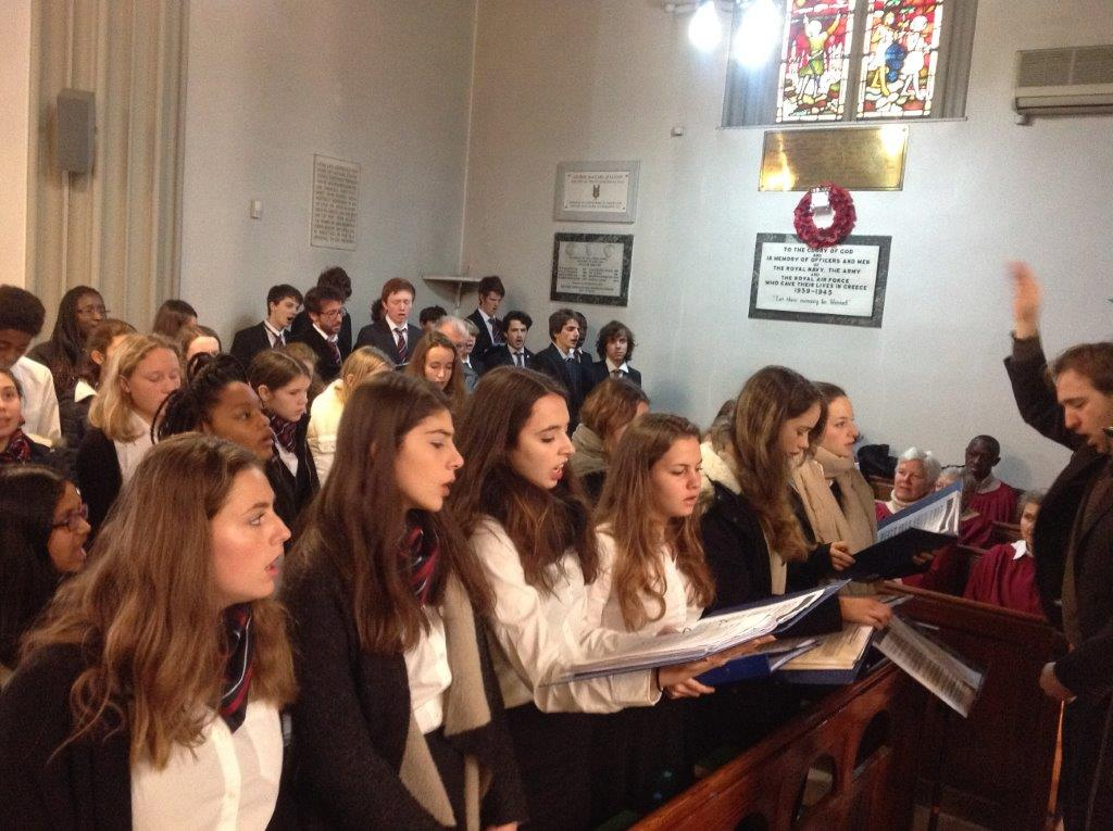 2016-02-07 St. George's Choir