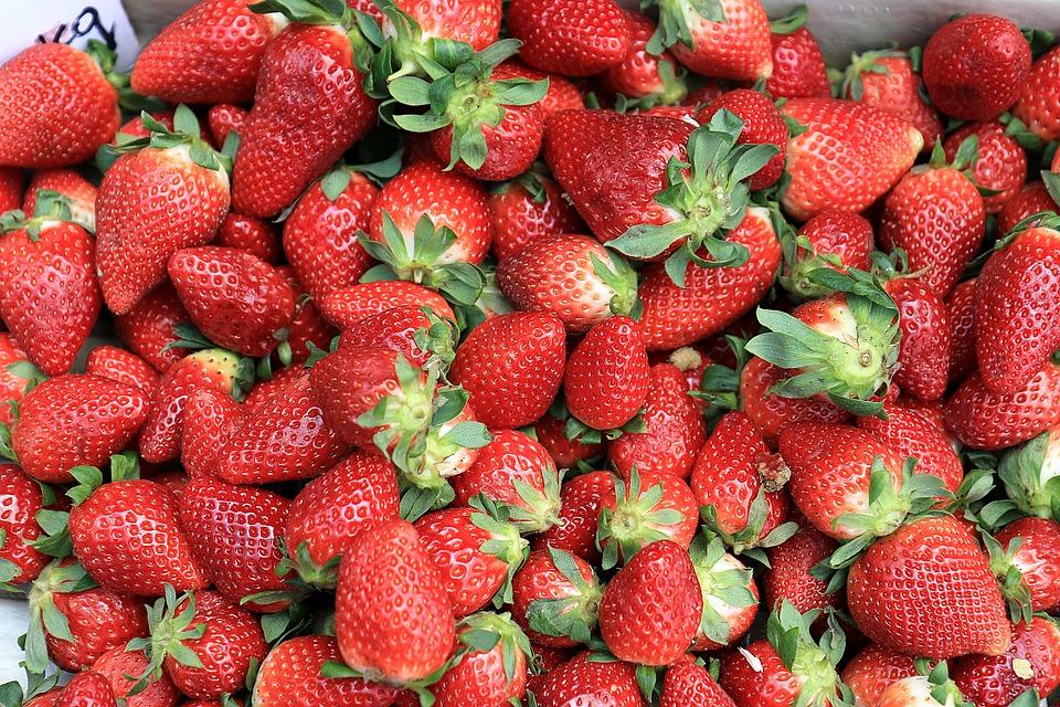 Strawberries 960x720