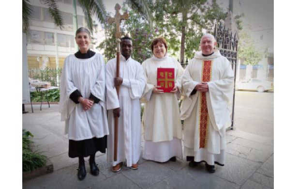The Easter Clergy