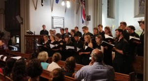 Queens' College Chapel Choir from Cambridge University