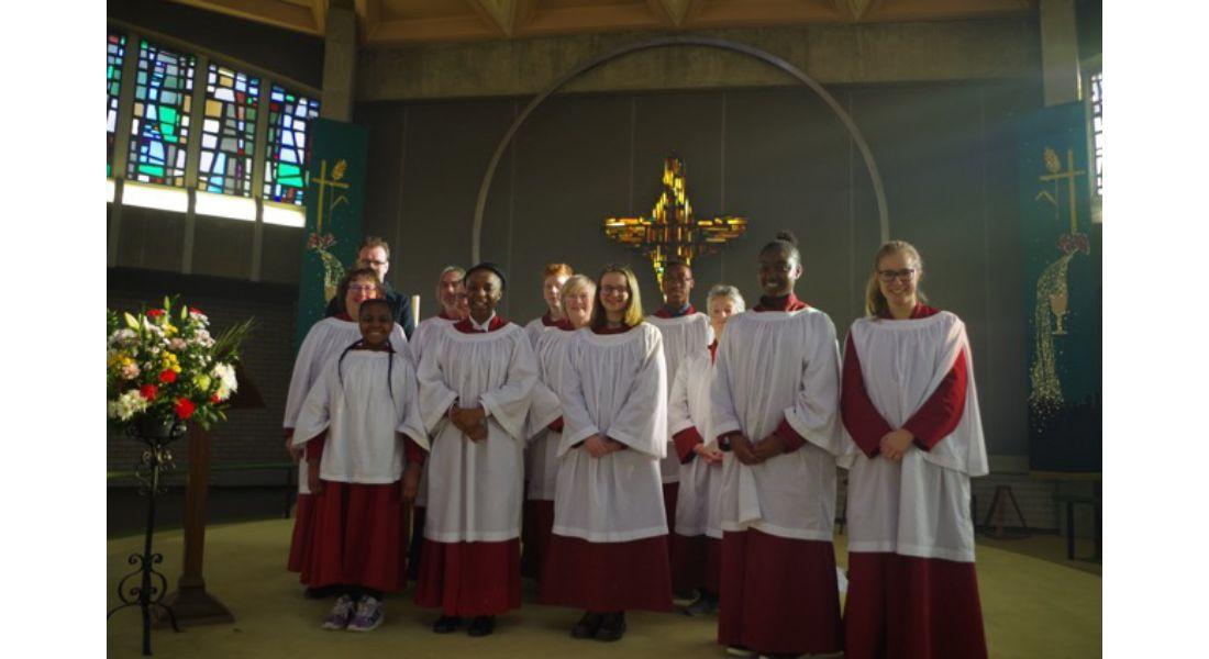 St Lawrence  Choir Blog