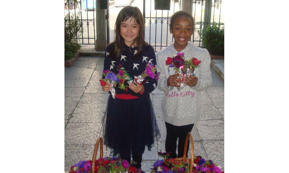 Flower Girls Gal