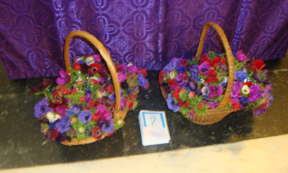 Flowers & Altar Gal
