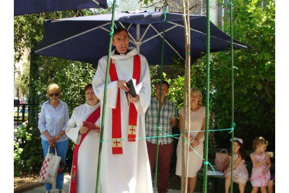 Fr James TReel