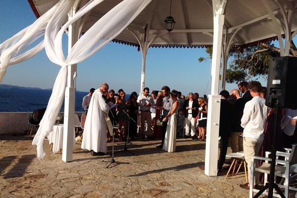 Malcolm Hydra wedding