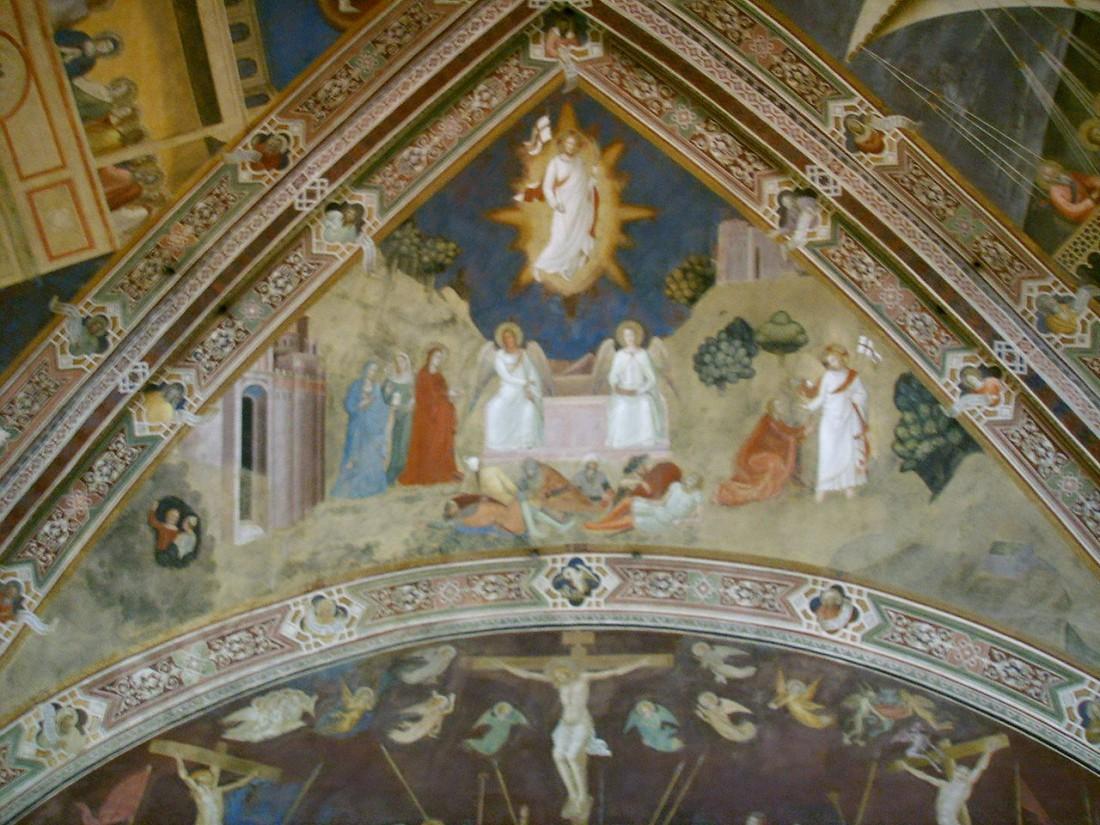 Andrea di Bonaiuto, 1366 Santa Maria Novella (Florence)