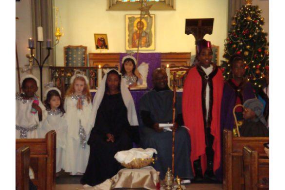 Nativity Gall