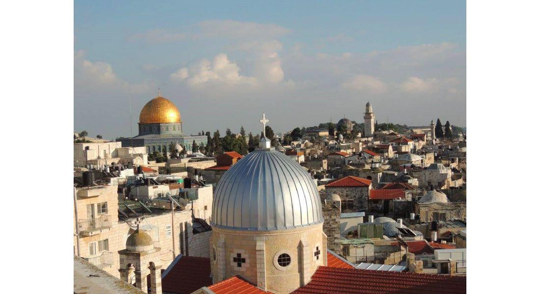Jerusalem blog