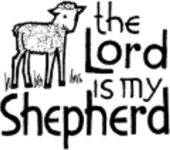 The Lord is my Shepherd blog